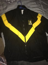 APFT Black and yellow zip-up jacket Fayetteville, 28311