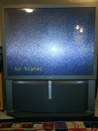 Sony rear projection TV 53in Lanham, 20706