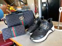 beautiful combo ( bag, purse, sneakers) Airdrie, T4B 2X4