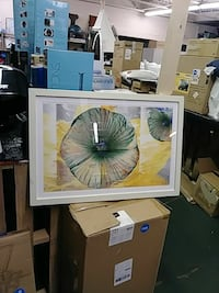 flower painting with white wooden frame Kings Mountain, 28086
