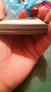 28 Magic of gathering cards.  Need gone like today