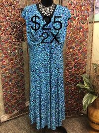 Ladies Size 2X Dress Edmonton, T6L 6Z6
