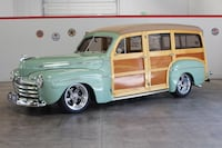 1942 Ford Deluxe Woodie Benicia
