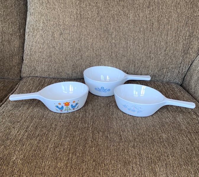 CorningWare Skillets--$10 Each 0