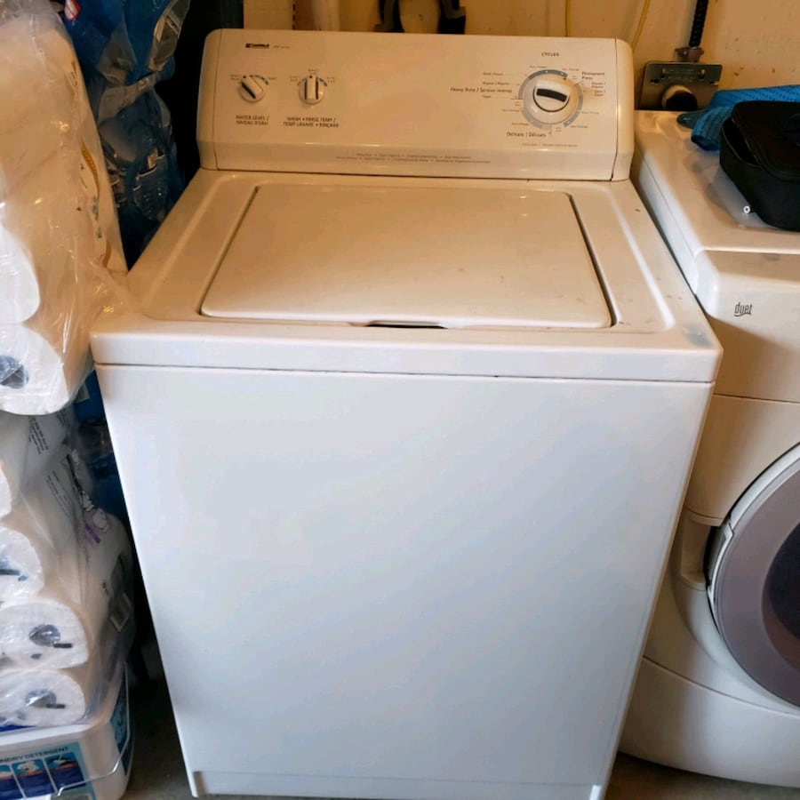 Kenmore Laundry Machine