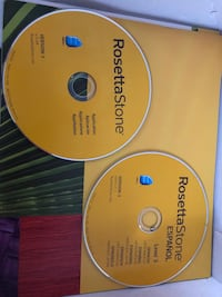 Rosetta Stone software Spanish