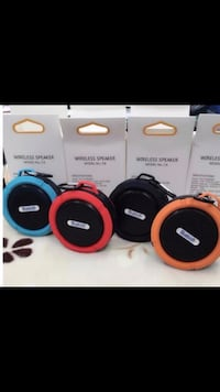 Brand New Waterproof Bluetooth Speakers Toronto, M3C 1B6
