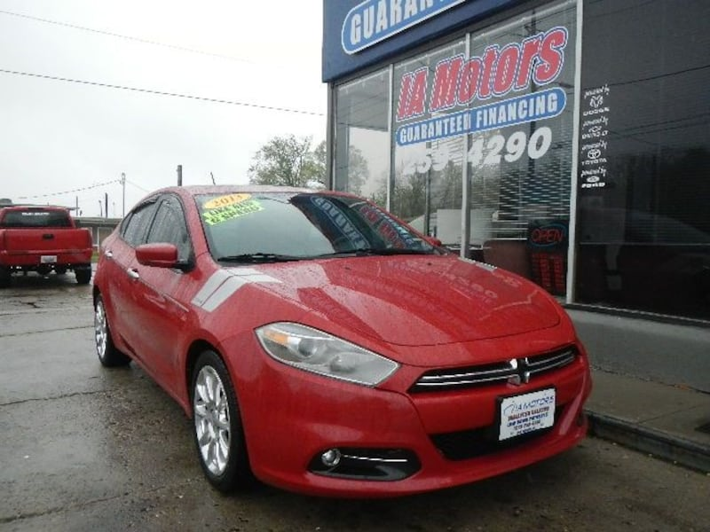 2013 Dodge Dart *FROM $499 DOWN! Limited! SPORTY! 6