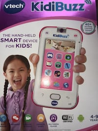"Pink v tech KIDIBUZZ smart device ""phone"""