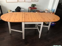 Solid Wood Kitchen Table (Gamleby) Richmond Hill, L4E 0S5