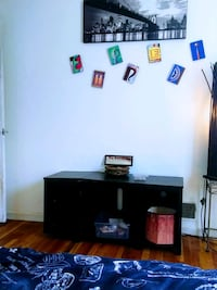 Misc decor & tv stand
