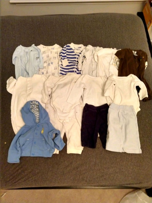Winter baby clothes newborn/0-3 months