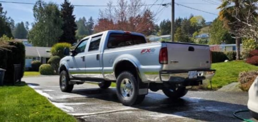 2003 Ford F-350 2
