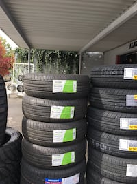 205/65R16 SET OF 4 TIRES ON SALE ⭐WE CARRY ALL MAJOR BRAND AND SIZE WE FINANCE NO CREDIT NEEDED  San Ramon, 94583