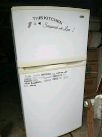 white top-mount refrigerator Warren, 44485