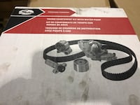 Timing component Kit with Water pump for SUV Brampton, L6T 3X3