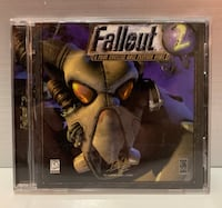 Fallout 2 Original PC Game (1998) with Vault-Tec Lab Journal