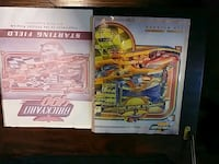 98 brickyard book and score card Anderson, 46011
