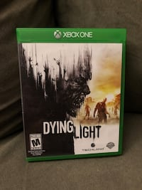Dying light XBOX ONE Toronto, M1K 1P7