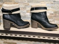 Size 10 ladies ancle boots BRAND NEW WITH TAGS Edmonton, T5T 4X7