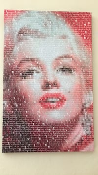 Quote Collage Marylin Monroe Decor Anniston, 36207