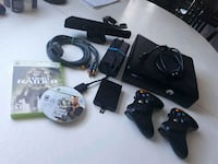 xbox 360 comes with all accessories.  firm price. works perfectly Edmonton, T5B 2X2