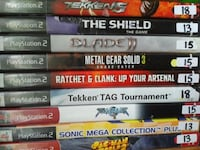 PS2 games for sale individually Vaughan, L4L