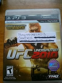 Ps3 game $3.00 only pick up only Pasadena, 21122
