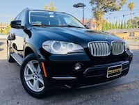2012 BMW X5 BLACK Santa Ana, 92706