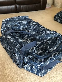 Navy Type2 Tactical Travel Bag (2) San Diego