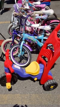 (46B) Bycicles for kids Toronto