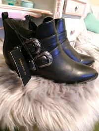New with tags Forever 21 Booties.