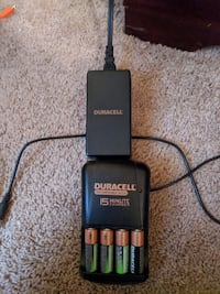 Duracell 15min battery charger Roswell
