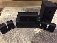 Pioneer home theater sound system