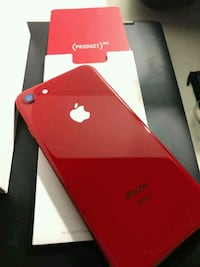 Red Iphone 6 District of Columbia
