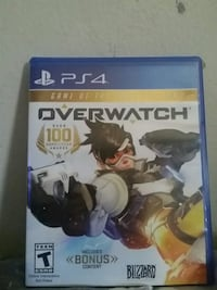 ps4 overwatch game of the year edition  Long Beach, 90805
