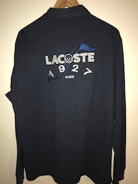 Vintage Lacoste Paris edition