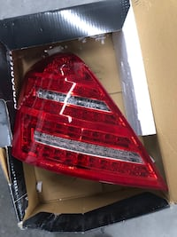 Mercedes Benz S550 Taillights 2010 Chevy Chase, 20815