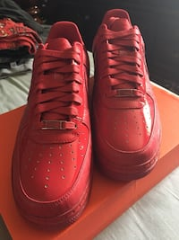 Red Air Force 1 Size 10 Durham, 27704