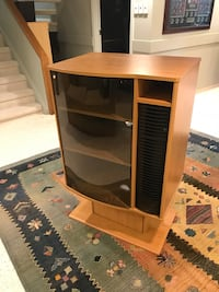 wooden tv hutch Winnipeg, R3P 0W9