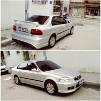 1999 Honda Civic 1.4 I-S STD AC