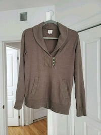 Brown Banana Republic top medium Saint-Laurent, H4R
