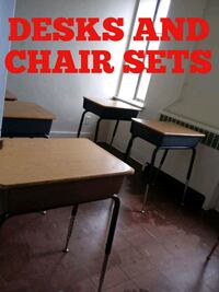 Student Desks and Chairs Sets Norfolk, 23503