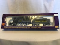 HO Scale IHC 2-6-0 Mother Hubbard Premier Series Canadian National Road #348 - Like New in the Box - Purchase Price was $99.98 plus taxes - Selling for 60.00. Kelowna, V1X 6Y1