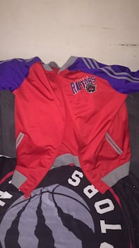 Toronto Raptors light jacket XL Toronto, M5J 2L2
