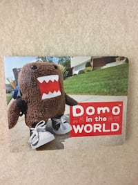 Domo in the World Book