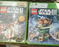 two Xbox 360 games Stockton, 95203