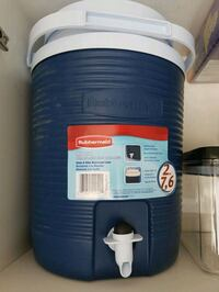 New 10 gallon water jug  Lake Country, V4V 2C6