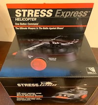 """""""STRESS EXPRESS Helicopter"""""""