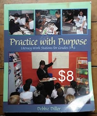 Practice with Purpose Literacy Work Stations Martinsburg, WV, USA
